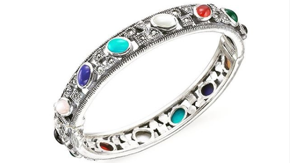 How to Clean Sterling Silver Bangles 002