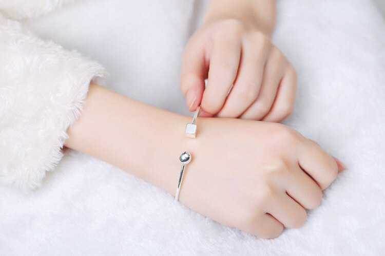 Wholesale Silver Bangle